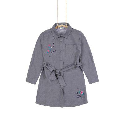 ievčenské šaty košeľové