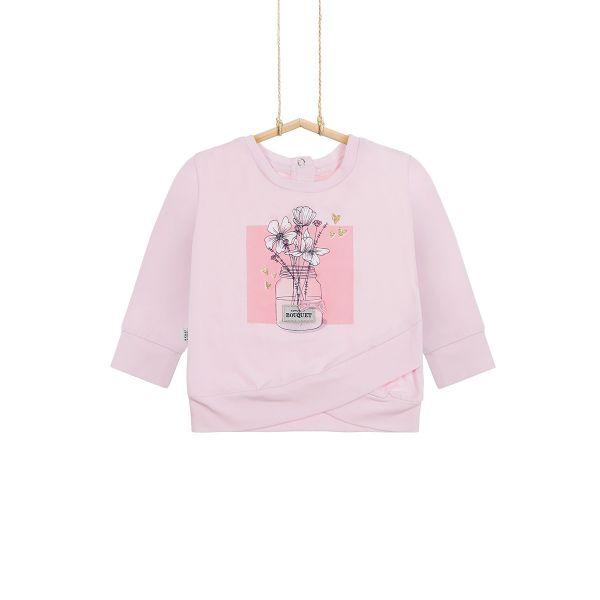 Dievčenské tričko BEBAKIDS Maki