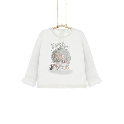 Dievčenské tričko Bebakids Ida
