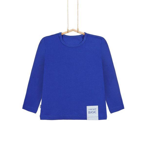 tričko Bebakids Basic modré