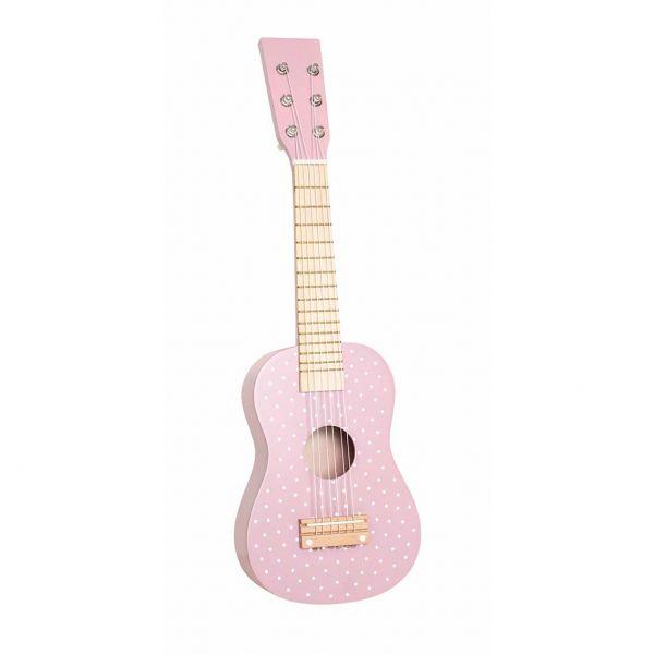 JaBaDaBaDo Gitara ružová