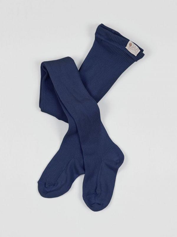 Pančuchy Japitex tmavo-modré