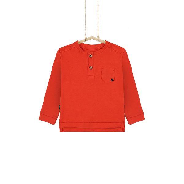 Chlapčenské tričko červené