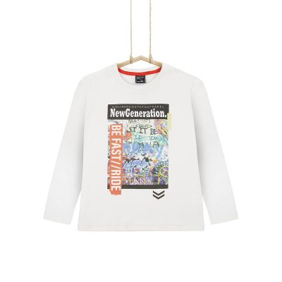 Chlapčenské tričko Bebakids ARIK